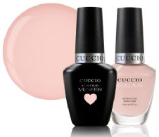 Cuccio Veneer Matchmakers Duo 2 x 13ml - I left my heart in San Francisco